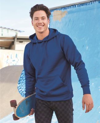EXP444PP Independent Trading Co. Poly-Tech Hooded Pullover Catalog