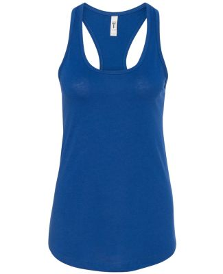 Next Level 1533 The Ideal Racerback Tank ROYAL
