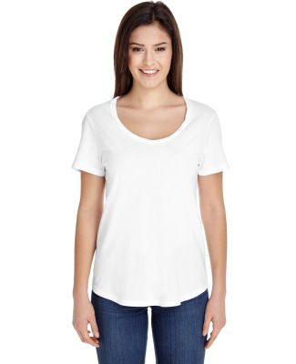 RSA6320 American Apparel Ultra Wash Tee White