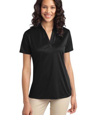 L540 Port Authority Ladies Silk Touch™ Performan Black