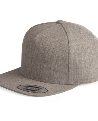 Yupoong 5089M Five Panel Wool Blend Snapback Catalog