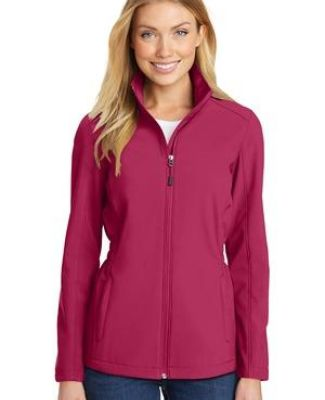 L334 Port Authority Ladies Cinch-Waist Soft Shell Jacket Catalog