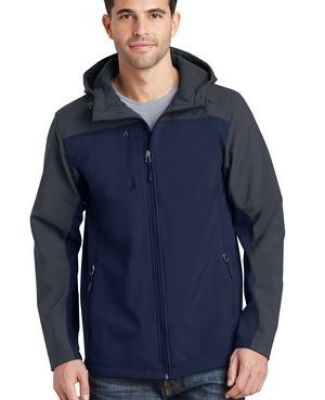 J335 Port Authority Hooded Core Soft Shell Jacket Catalog