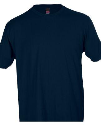 0290TC Tultex Unisex Ring-Spun Cotton Tee 290 Navy