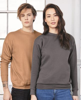 BELLA+CANVAS 3945 Unisex Drop Shoulder Sweatshirt Catalog