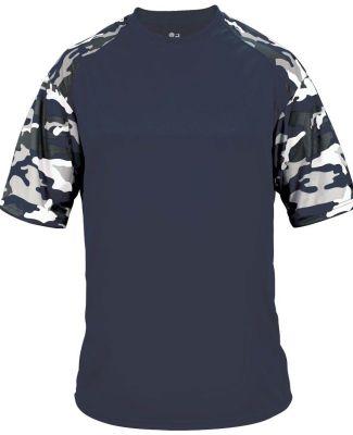 4141 Badger Camo Sport T-Shirt Catalog