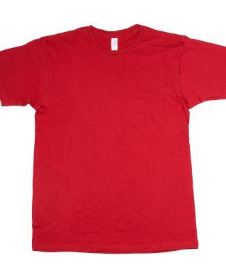 M1045 Crew Neck Men's Jersey T-Shirt  Cardinal