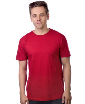 M1045 Crew Neck Men's Jersey T-Shirt  Red