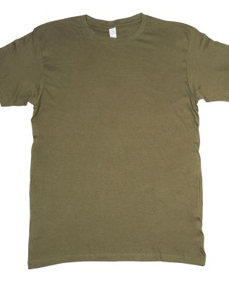 M1045 Crew Neck Men's Jersey T-Shirt  Military Green