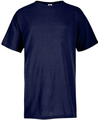 11009 Delta Apparel 30/1's Unisex Youth 100% Poly  ATHLETIC NAVY
