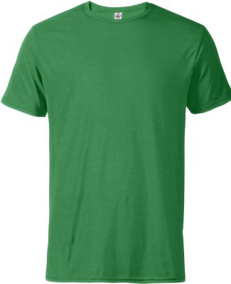 11600N Delta Apparel Adult 30/1's Fitted tee 4.3 o KELLY