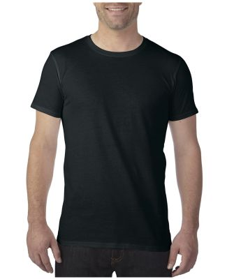 351 Anvil 3.2 oz. Featherweight Short-Sleeve T-Shi Black