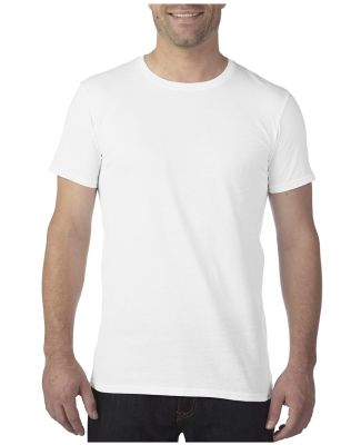 351 Anvil 3.2 oz. Featherweight Short-Sleeve T-Shi White