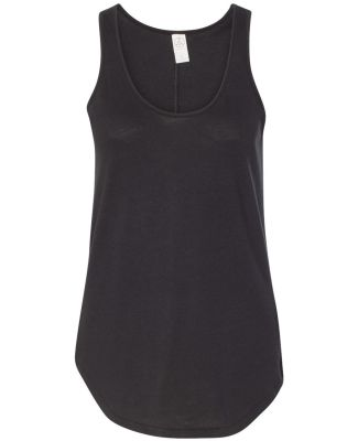 Alternative Apparel AA5054 Backstage 50/50 Tank BLACK