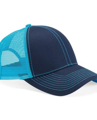 7641 Mega Cap Heavy Cotton Twill Front Trucker Cap Catalog
