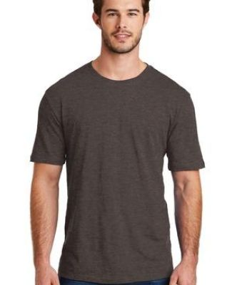 DM108 District Made Mens Perfect Blend Crew Tee Catalog