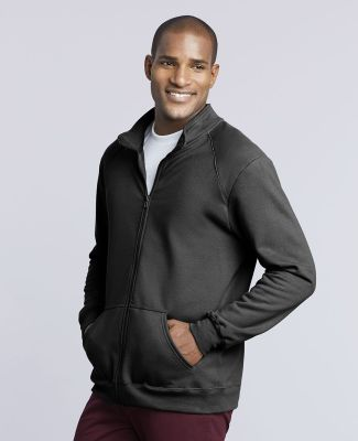 Gildan G929 Premium Cotton Fleece Full-Zip Jacket Catalog