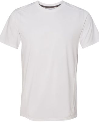 Gildan G470 Adult Tech T-Shirt WHITE