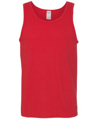 Gildan 5200 Heavy Cotton Tank Top RED