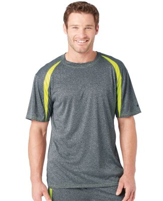 Badger 4340 Fusion Colorblock Performance T-Shirt Catalog
