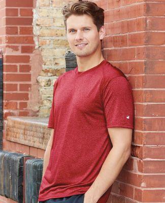 Badger 4320 Pro Heather Performance T-Shirt Catalog
