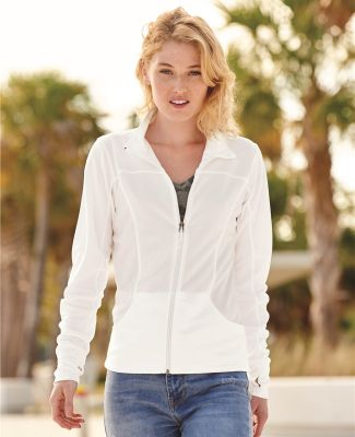 Independent Trading Co. EXP60PAZ Womens Poly Track Jacket Catalog