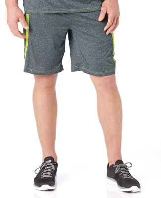 Badger 4310 Fusion Colorblock Shorts Catalog