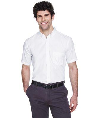 88194T Ash City - Core 365 Men's Tall Optimum Shor WHITE
