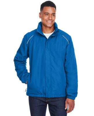 88224 Ash City - Core 365 Men's Profile Fleece-Lin TRUE ROYAL