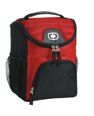 OGIO 408112 Chill 6-12 Can Cooler Red