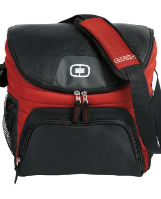 OGIO 408113 Chill Can Cooler Red