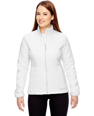 77970 Marmot Ladies' Calen Jacket WHITE