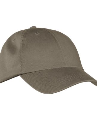 Port & Company CP78 Washed Dad Hat  Driftwood