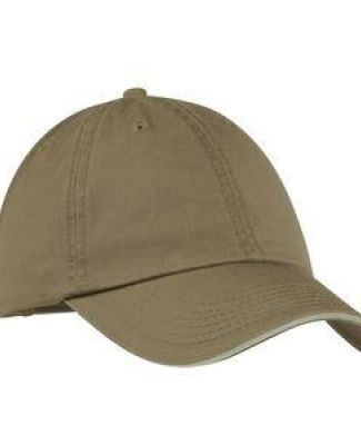 Port & Company CP79 Washed Twill Sandwich Cap Catalog