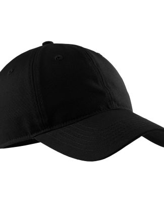 Port & Company CP96 Soft Brushed Canvas Dad Hat Black