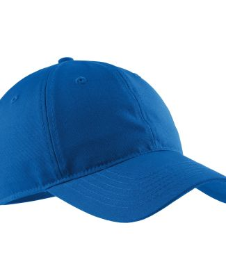 Port & Company CP96 Soft Brushed Canvas Dad Hat Royal