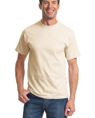 Port & Company PC61T Tall Essential T-Shirt Natural