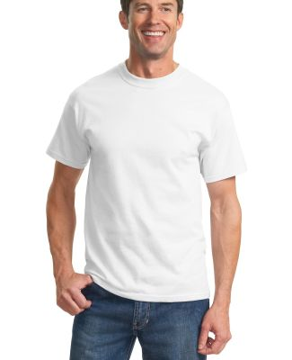 Port & Company PC61T Tall Essential T-Shirt White