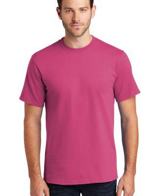 Port & Company PC61T Tall Essential T-Shirt Sangria