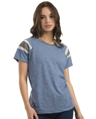 Augusta Sportswear 3011 Ladies Fanatic T-Shirt Catalog