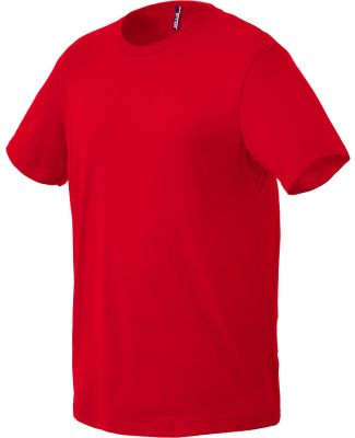 Ei-Lo 3600 Unisex Ring Spun Cotton Tee Red