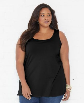 LAT 3821 Curvy Collection Women's Tank Catalog