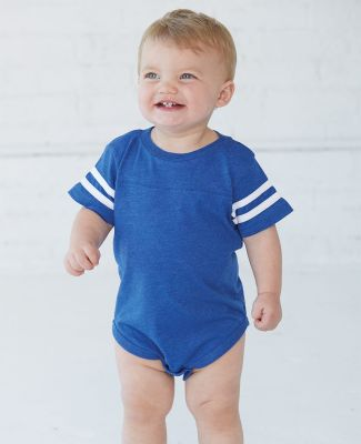 Rabbit Skins 4437 Infant Football Onesie Catalog