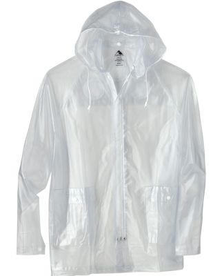 3160 Augusta Adult Clear Rain Jacket Catalog