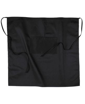 APR55 Big Accessories 30 Bistro Apron BLACK