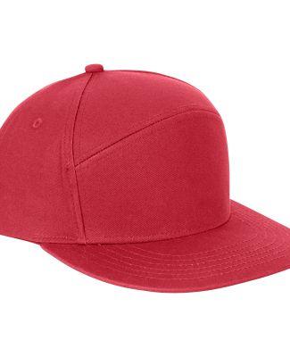 BA545 Big Accessories Hybrid Hat RED
