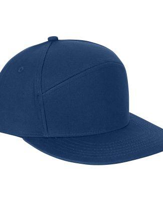BA545 Big Accessories Hybrid Hat NAVY
