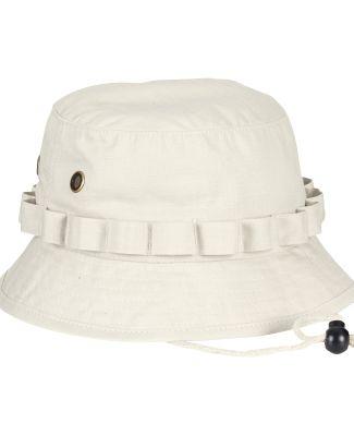 BA547 Big Accessories Boonie Hat STONE