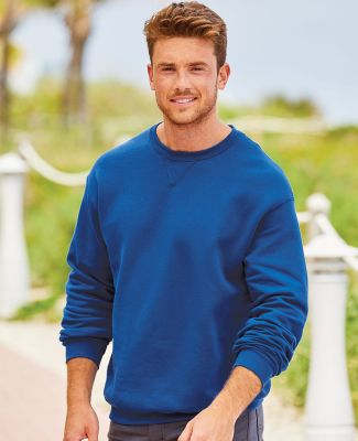 SF72R Fruit of the Loom 7.2 oz. Sofspun™ Crewneck Sweatshirt Catalog