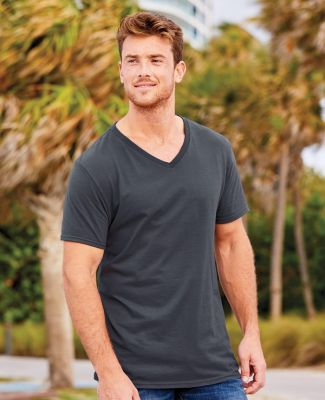 SFVR Fruit of the Loom 4.7 oz., 100% Sofspun™ Cotton Jersey V-Neck T-Shirt Catalog